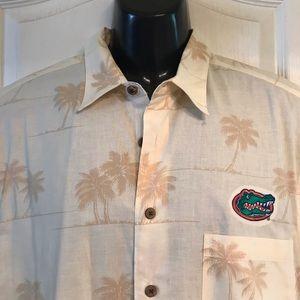 Reyn Spooner Florida Gators Hawaiian Shirt